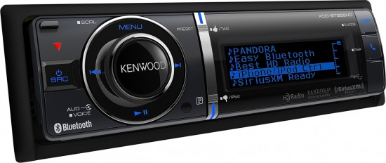 Kenwood KDC-BT952HD