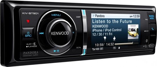 Kenwood KIV-BT901