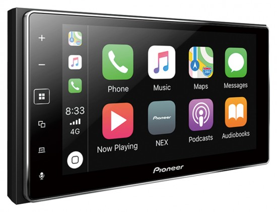 mvh 1400nex the most affordable in dash receiver with apple carplay