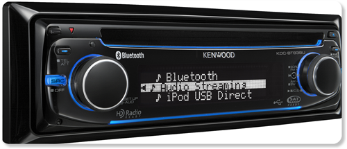 Kenwood Rolls Out Wide-Ranging Line Of CD Receivers - Car